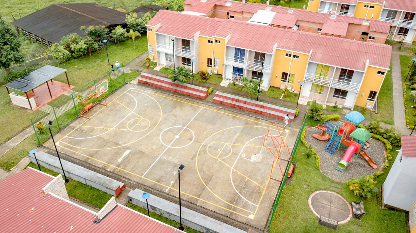 Construcciones Ulloa proyectos Reserva de yakare casas Acacias 9