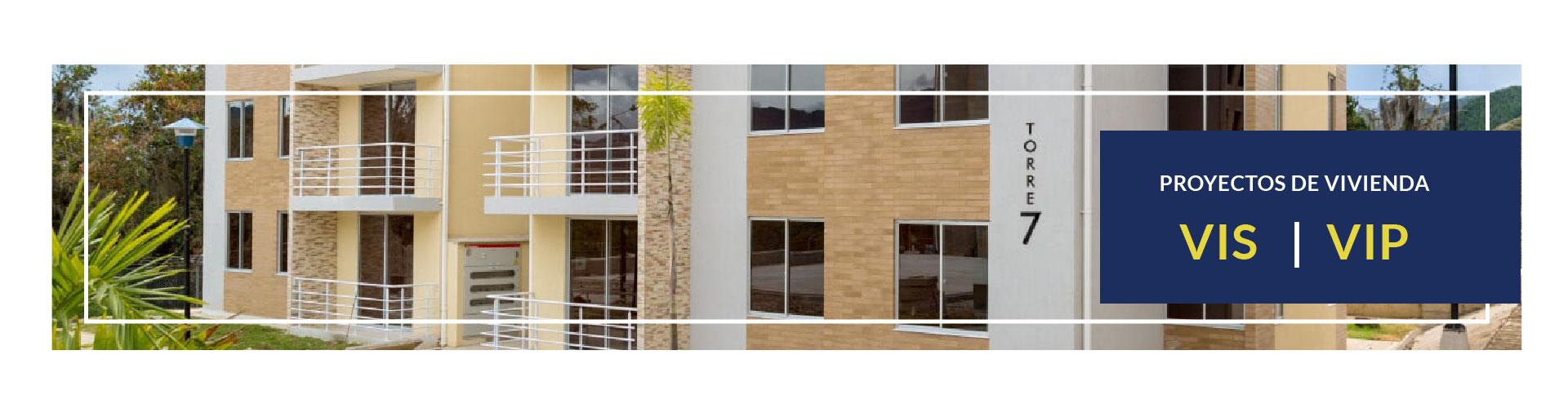 Construcciones ulloa proyectos de vivienda vip y vis